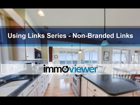 Using Links Series - Non Branded Links