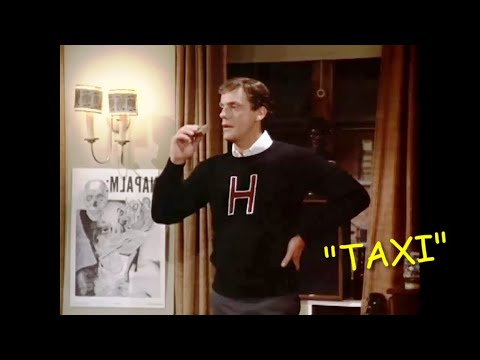 TAXI, Jim's First Funny Brownies, (College Days) With Tom Hanks