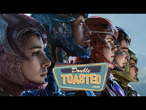 POWER RANGERS 2017 TEASER TRAILER REACTION - Double Toasted Highlight