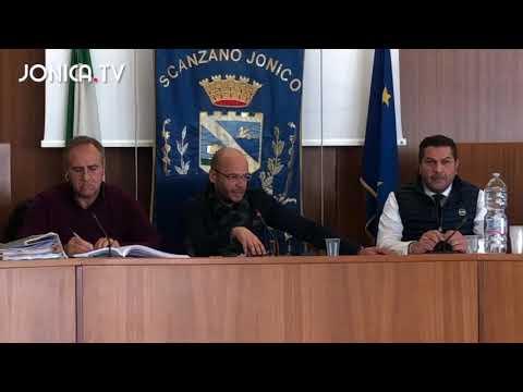 Consiglio comunale Scanzano Jonico 30 Novembre 201...