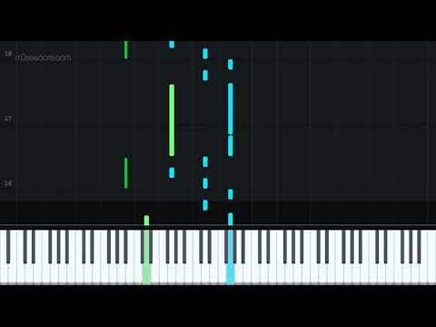 Jane's Love Theme - [Jane the Virgin] Piano Tutorial + Sheet music [Arr. by Hannah Baldoz] thumbnail
