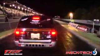 MITSUBISHi EXPO 4G63 AWD (LA TURBO WAGON) 10:34@132MPH