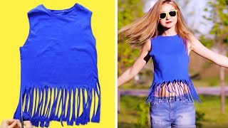 25 CUTE T-SHIRTS YOU CAN DIY IN 5 MINUTES