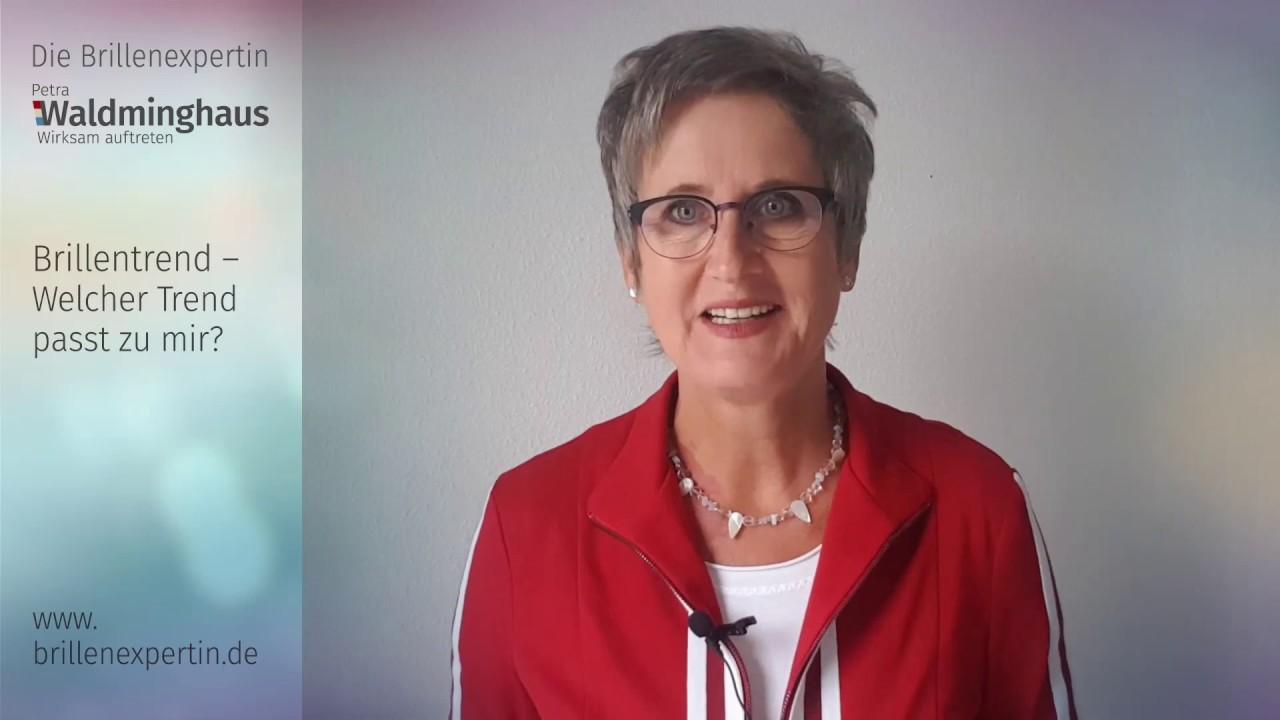 Brillen Trends Videoreihe Mit Aktuellen Trends Kommentiert Von Der Brillenexpertin