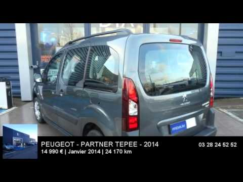 annonce occasion peugeot partner tepee 1 6 hdi92 fap outdoor 2014 youtube. Black Bedroom Furniture Sets. Home Design Ideas
