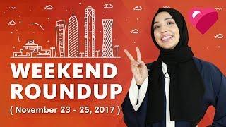 Top 5 Qatar Events (November 23 - 25, 2017)