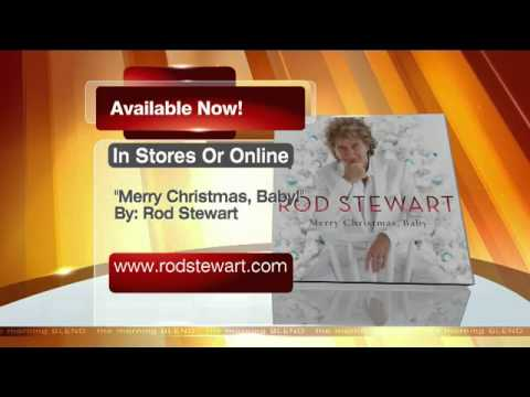 Rod Stewart Christmas Album giveaway on KNTV LV -AMTV - YouTube
