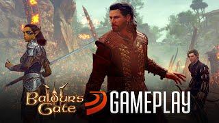 Gameplay Comentado de Baldur's Gate 3. Todo lo que necesitas saber del nuevo RPG