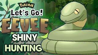 LIVE SHINY PONYTA HUNTING! Pokemon Let's Go Pikachu & Let's Go Eevee Shiny Hunting LIVE!