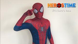 Spiderman Bros Unboxing The Amazing Spider-Man suit! Amazing Spider-Man Join the Multiverse!!