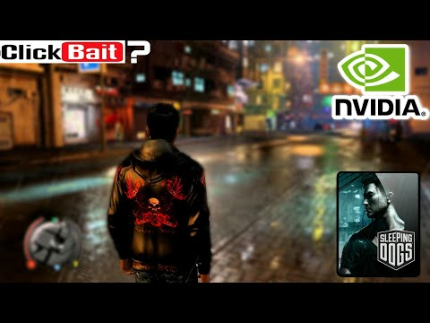 Sleeping Dogs on Android | NVIDIA games