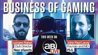 AB Live: More than a hobby - the business of gaming in the Middle East