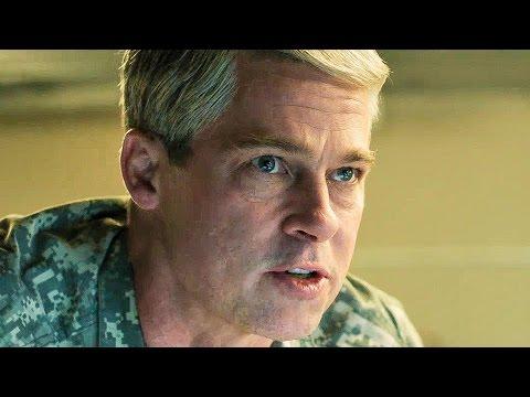 WAR MACHINE Trailer #2 (2017)