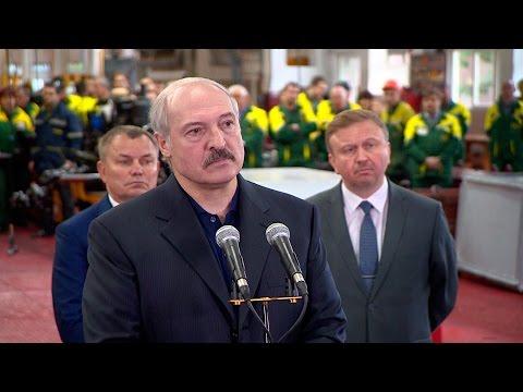Лукашенко обрушился с критикой на сборную страны по хоккею. Видео
