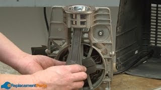 How to Replace a Piston and Cylinder Kit in a Campbell Hausfeld Oilless Air Compressor HU008400AV