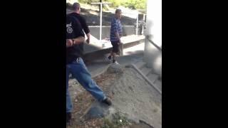 Racist San Francisco police part 2 in Potrero hill
