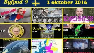 Bgfpod 9 - Blågula frågors podradio 2 oktober 2016