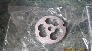 Покупка решетки для колбасы к мясорубке Bosch на gae4ka by