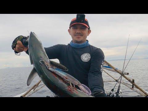 Tangigi Huli Sa Rapala XRMAG-30   Trolling   Subid2   Southern Leyte Fishing