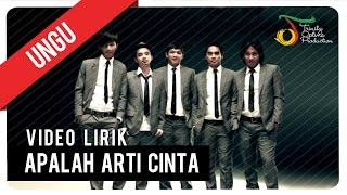 Download Mp3 Ungu - Apalah Arti Cinta | Video Lirik