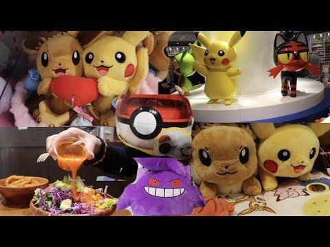 48 horas acordada...  Pokemon Center  Tokyo, Viajando de Shinkansen   Angela