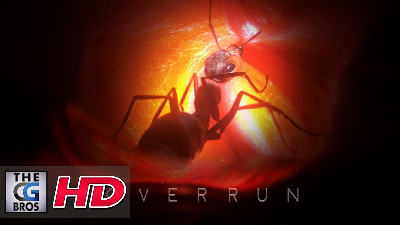 """Download **Award Winning** CGI 3D Animated Short: """"Overrun"""" - by Pierre Ropars 