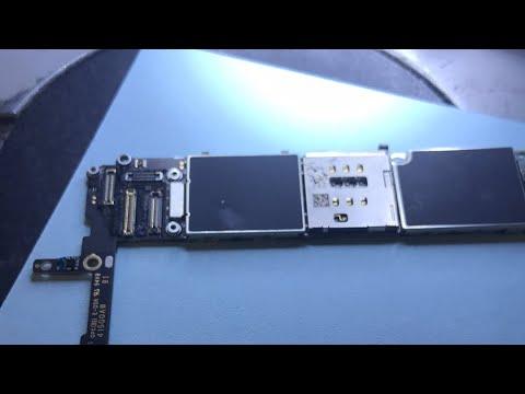 IPhone 6s пострадавший после выездного ремонта