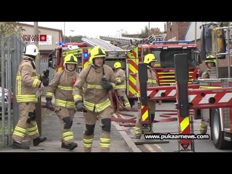 Leicester Fire At Shisha Bar