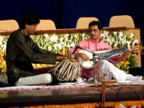 Sarod recital at RRCAT, Indore March - 2010