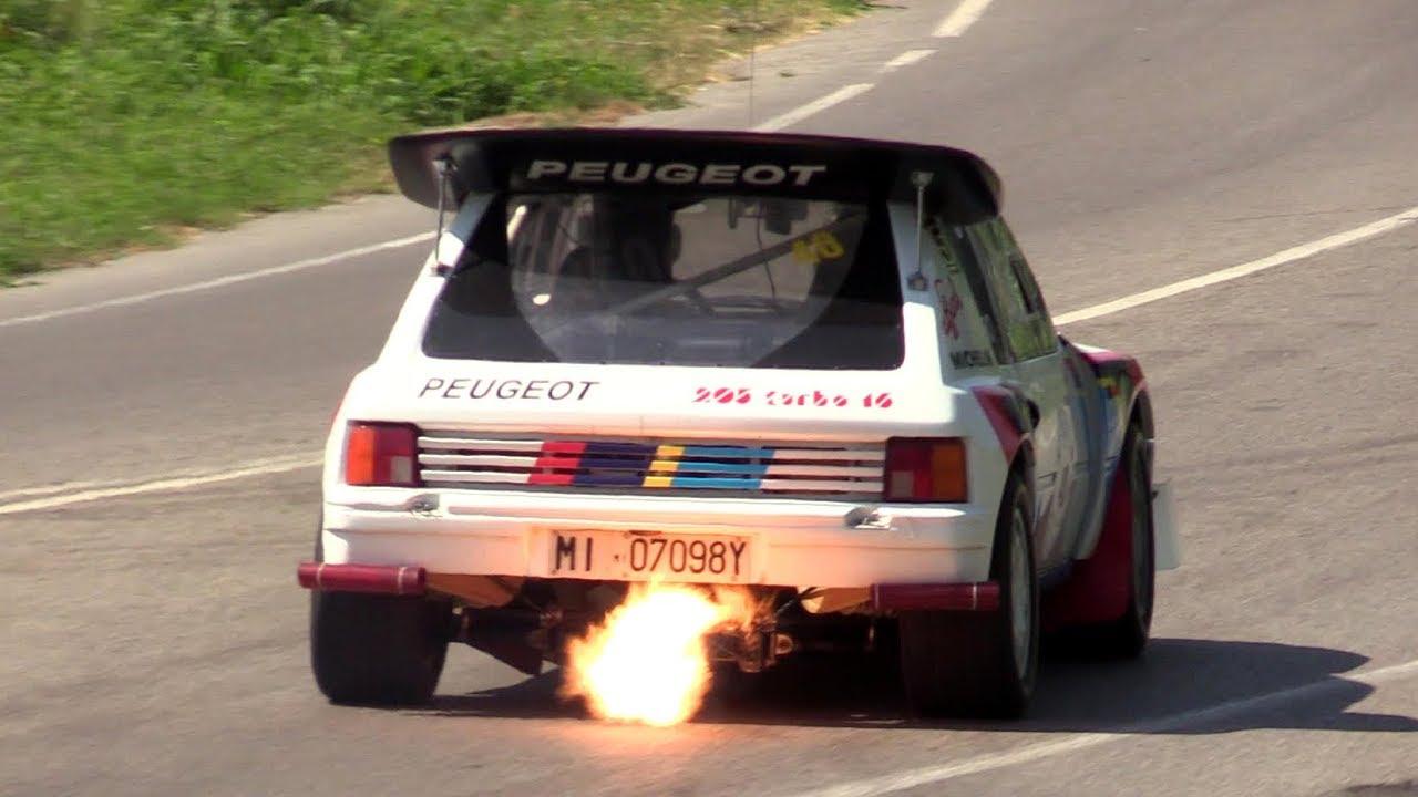 Peugeot 205 T16 Gr B