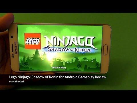 تحميل لعبة ninjago shadow of ronin