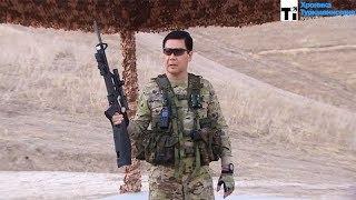 Президент Туркменістану прийняв участь у військових навчаннях