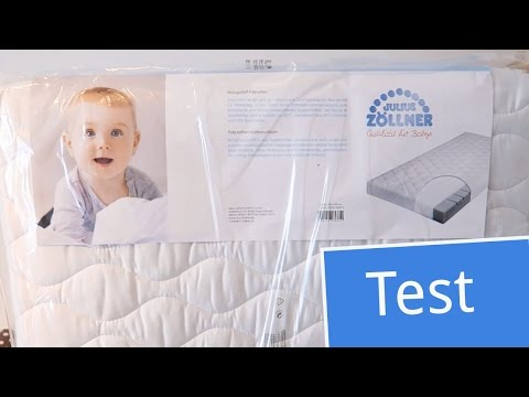 Babymatratze test welche matratze für das babybett