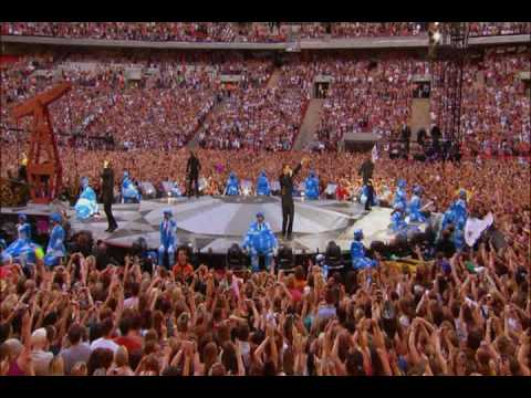 Take That Present The Circus Live Greatest Day Youtube