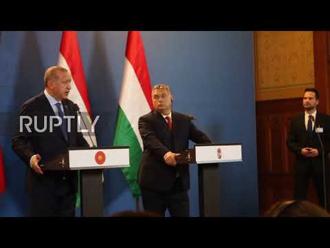 Hungary: Erdogan demands proof that missing journalist left Saudi consulate