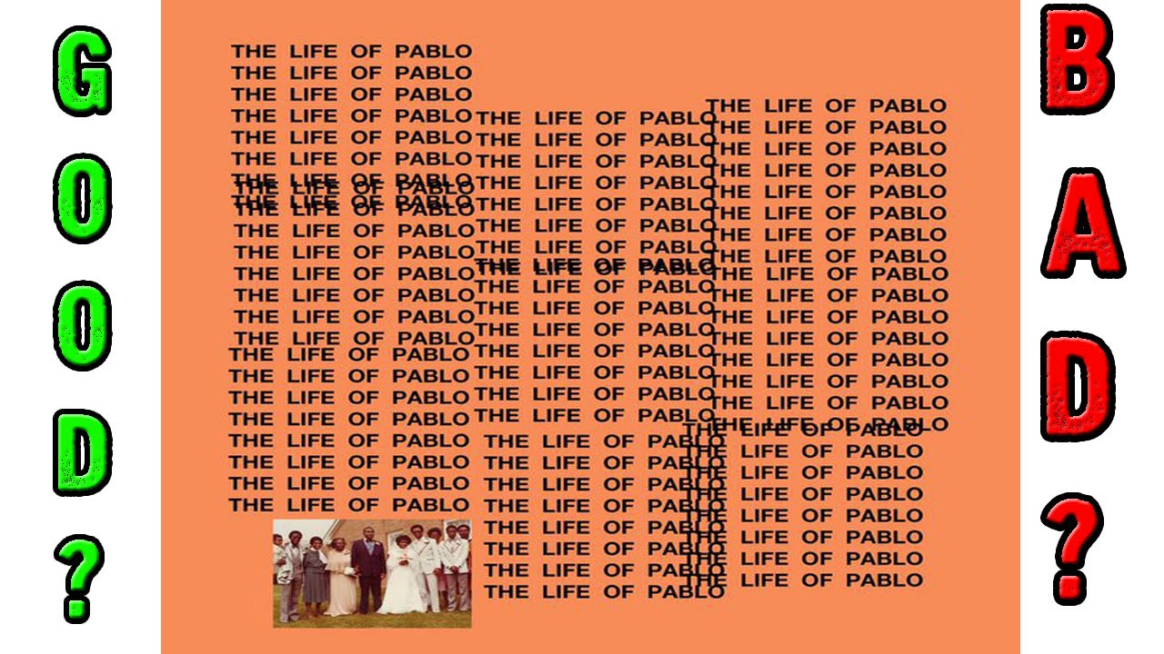 a review of famous a song by kanye west in the album life of pablo From song titles to entirely new additions and reworked production, here  since the life of pablo dropped back in february, kanye west has  kanye has also tinkered with his 2013 album, yeezus, the version  famous.