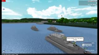ROBLOX USAF : USN trials 2