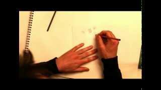 Apprendre à dessiner: Comment tenir un crayon?