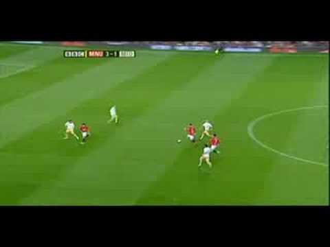 Beautiful Man Utd goals from 07/08