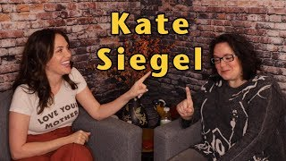 Kate Siegel Crazy Jewish Mom Embarrassing Childhood Stories