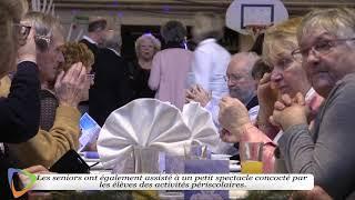Repas des ainés à Avallon (89)
