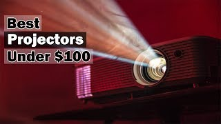 ▶️Top 10 Projectors 2018 : Best Home Theater Projectors (UNDER $100)