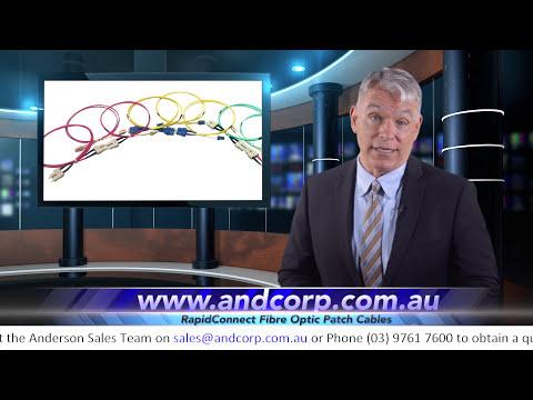 RapidConnect Fibre Optic Patch Cables