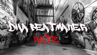 Old School Hip Hop RAP Instrumental - HATE