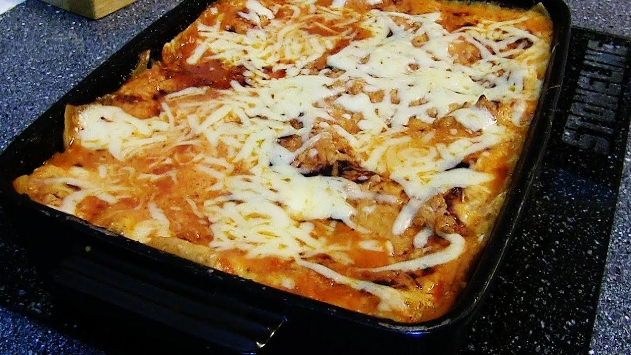 rezept lasagne schnell und einfach selber machen youtube. Black Bedroom Furniture Sets. Home Design Ideas