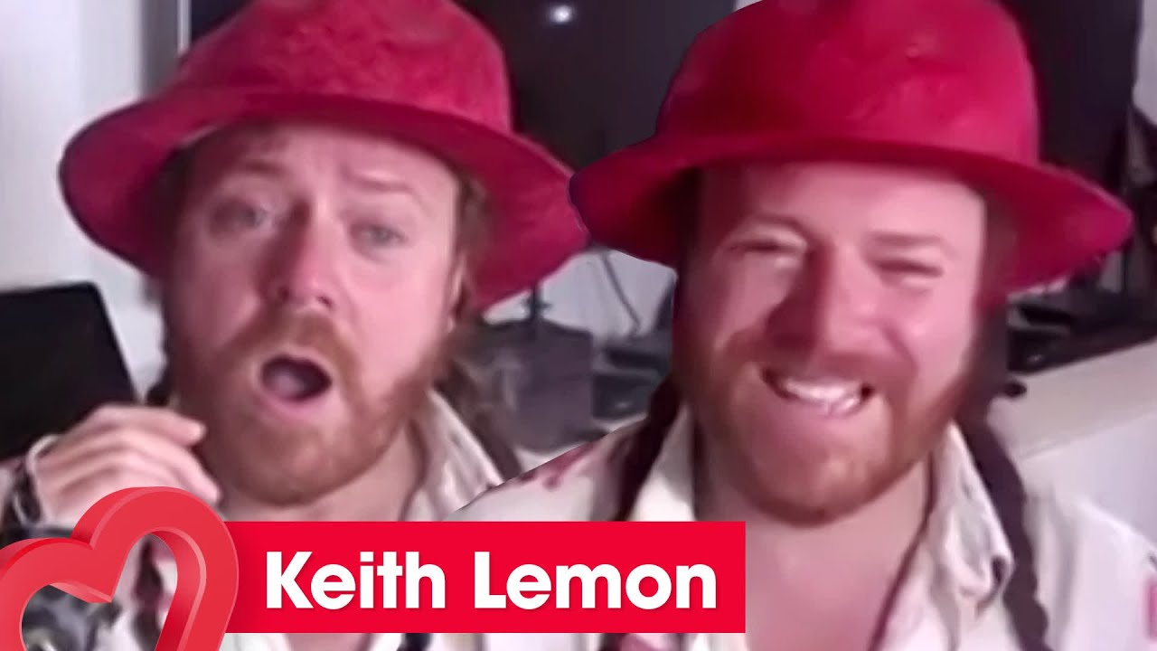 Keith Lemon gives insight to the debauchery we can expect from season 24 of Celebrity Juice! | Heart