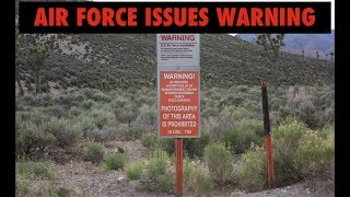 Leak Project Air Force Issues Warning to Area 51 Raid, Military is Ready to Defend Against Intrusion