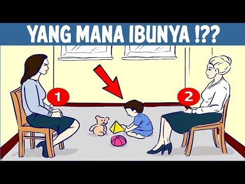 COBA TEBAK MANA IBUNYA!?? 3 TEKA TEKI DETEKTIF DAN RIDDLE INDONESIA