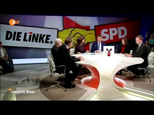 Youtube Kacke Folge 2: Bernd Lucke bei m m maybritt Illner