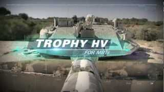 Rafael Trophy Family - Active Protection Systems